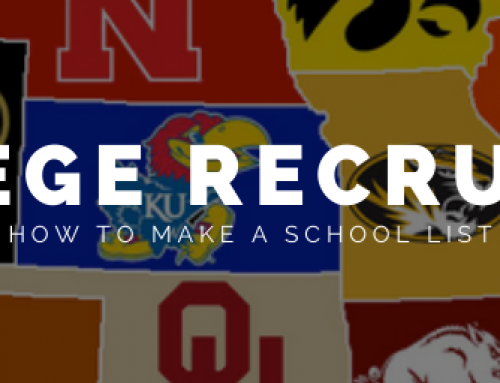 How to make a College Recruiting List
